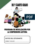 EXAMEN DIAGNÓSTICA DE COMPRENSIÓN LECTORA