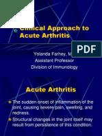 Acute Arthritisbk