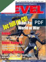 Level 35 (Aug-2000)