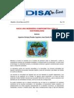 Indisa on Line 115 - Hacia Una IngenierA a c Omprometida Con La Sotenibilidad
