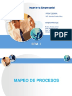Ingenieria Empresarial - BPM(1)