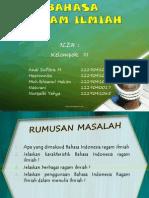 BAHASA RAGAM ILMIAH.pptx