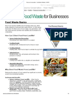 Resource Conservation - Food Waste _ Wastes _ US EPA