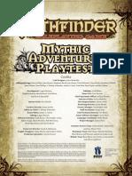 Mythic Adventures Playtest OGL PDF