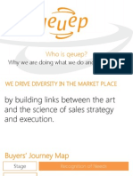 Who is qeuep? Why we are doing what we do and how we do.