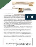 Giuliani Fughetta Signorile-Dotguitar