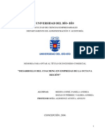 Coaching 8va Region Chile 2013