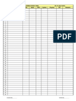 Stock Format