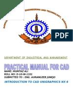 MUMTAZ Practical Genral CAD