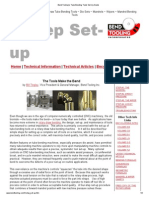 Bend Tooling's Tube Bending Tools Set-Up Guide