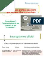 version élèves  Sous-theme-3-Comment-repartir-les-revenus-et-les-richesses-2013-2014.ppt
