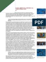 INSERCIÓN DEL COMIC EN EL ÁMBITO DE LA PINTURA II