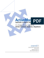 ActiveManage Customer Whitepaper 2002