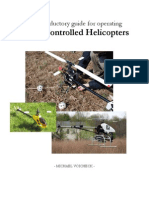 An Itroductory Guide for Operating RC Helicopters