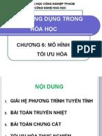 Chuong 6 _ Toi Uu Hoa Bang Excel