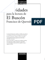 Comprension Lectora El Buscon