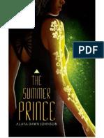 128600035 the Summer Prince Alaya Dawn Johnson