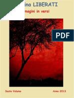 Marina Liberati. Poesie. Libro 6