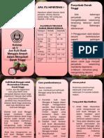 Leaflet Hipertensi Ppt.