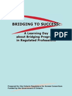 Bridging Success