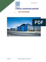 12 - HVAC Design Brief