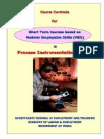 SDI Process Instrumentation Courses