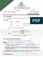 ISOMERIA (TEORIA E EXERCÍCIOS COM GABARITO) - INTERNET - 2013