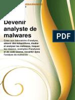 Devenir Analyste de Malwares