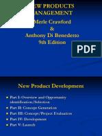 New Product Development Presentation