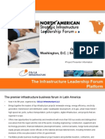 North American Infrastructure Forum Presenter Package