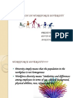Presentation on Workforce Diversity Final