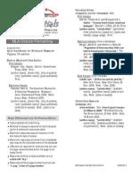 BearEssentials - MLA Citation Formatting
