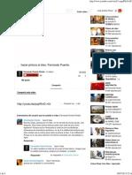 hacer pintura al óleo. Fernando Puente. - YouTube