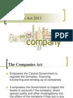 Companies Act 2013 India