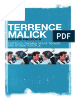 Ed Tucker Kendall - Terrence Malick. Film and Philosophy,2011,240