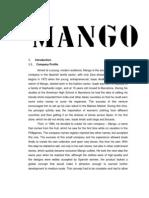 Marketing Plan of Mango