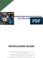 12 Intoxicaciones-Dra Yanac