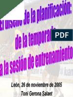 [Clinic Leon2005]_Diseño de la Planificacion_[Toni_Gerona]