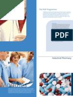 Pharmaceutical Industry Program