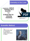 1.3-1.4 Scientific Method and Study Plan[1]