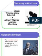 1.3-1.4 Scientific Method and Study Plan[1]