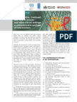 UN - HIV and Prison - Policy Brief