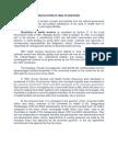 CHN Written Report (Devolution of Health Services)