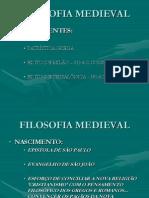 Filo Sofia Medieval
