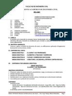 IC263ACI Diseño de Estructuras de ACERO 2012-II sintetico