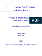 encyclkopedia of economy