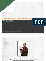 Web Content Personalization