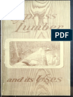 Cypress Lumber and Its Use