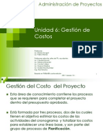 Unidad 6 Gestion de Costos (1)