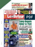 LE BUTEUR PDF du 27/06/2009